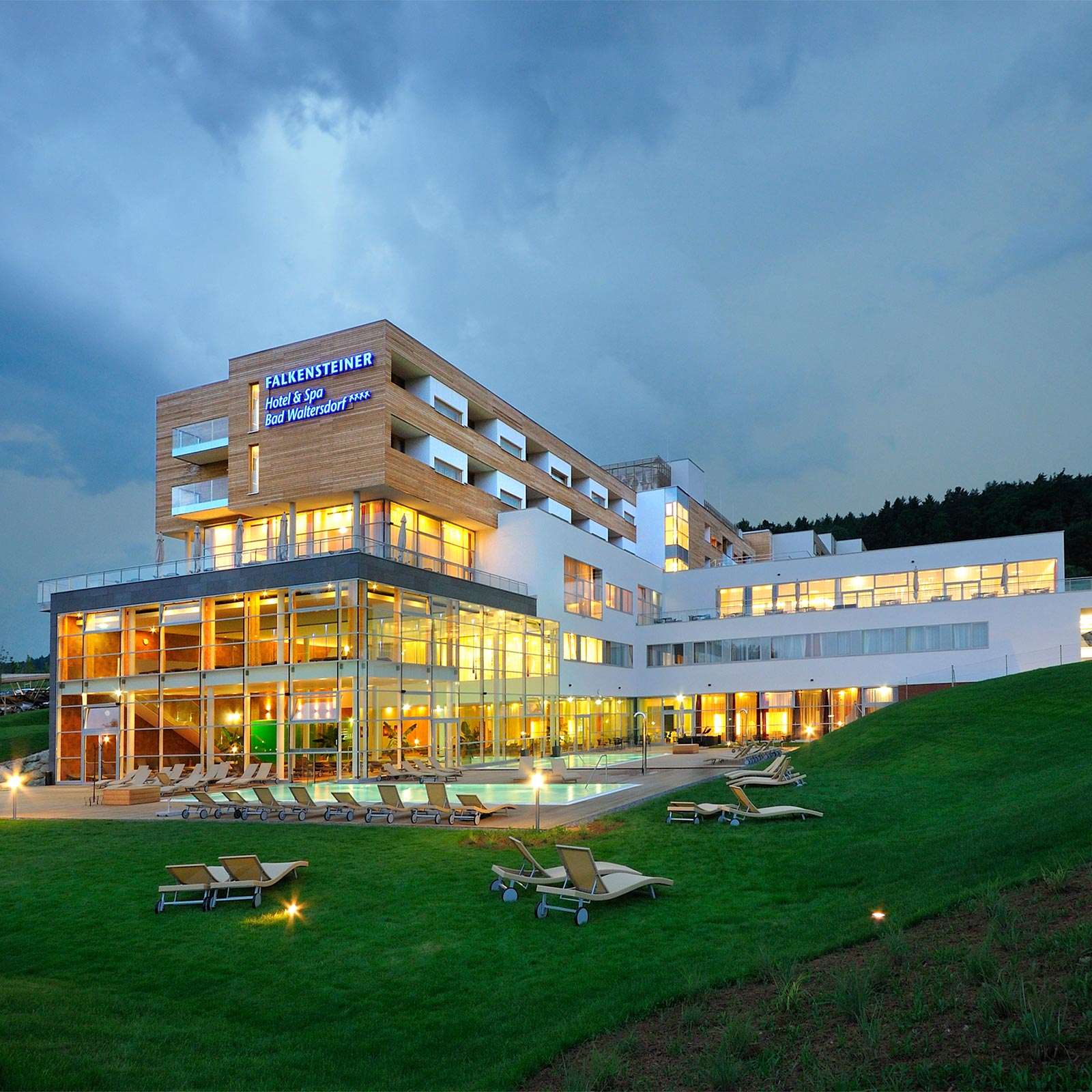Falkensteiner Therme & Golf Hotel Bad Waltersdorf