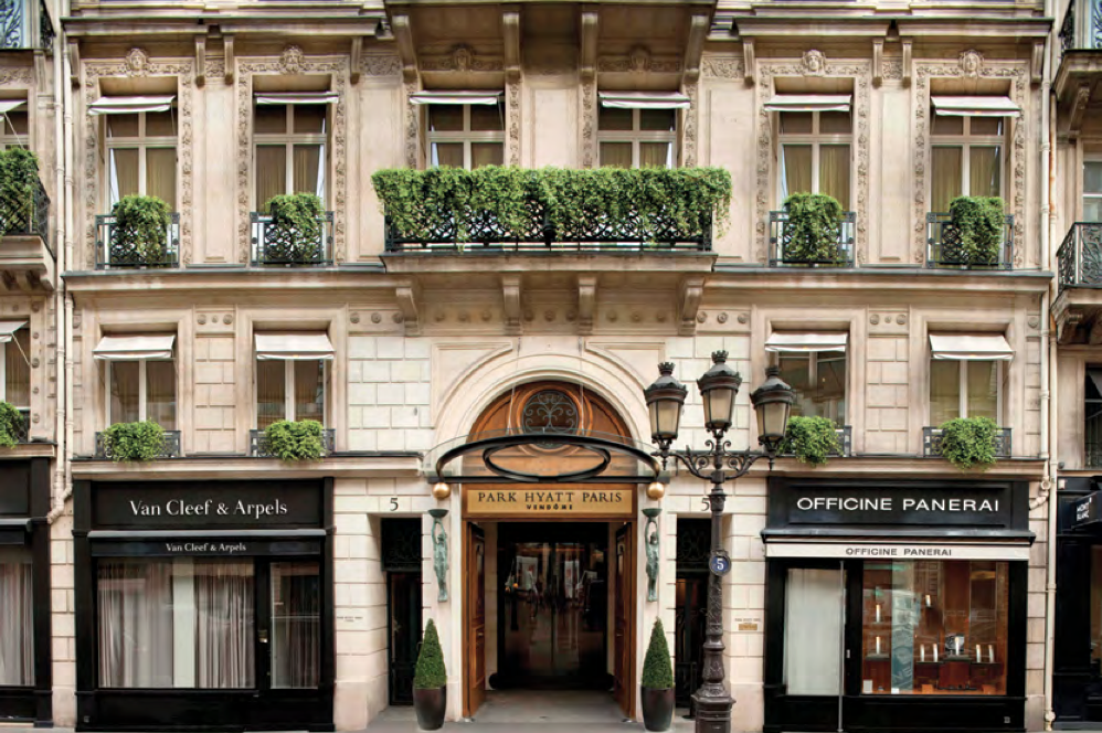 Park Hyatt Paris – Vendome