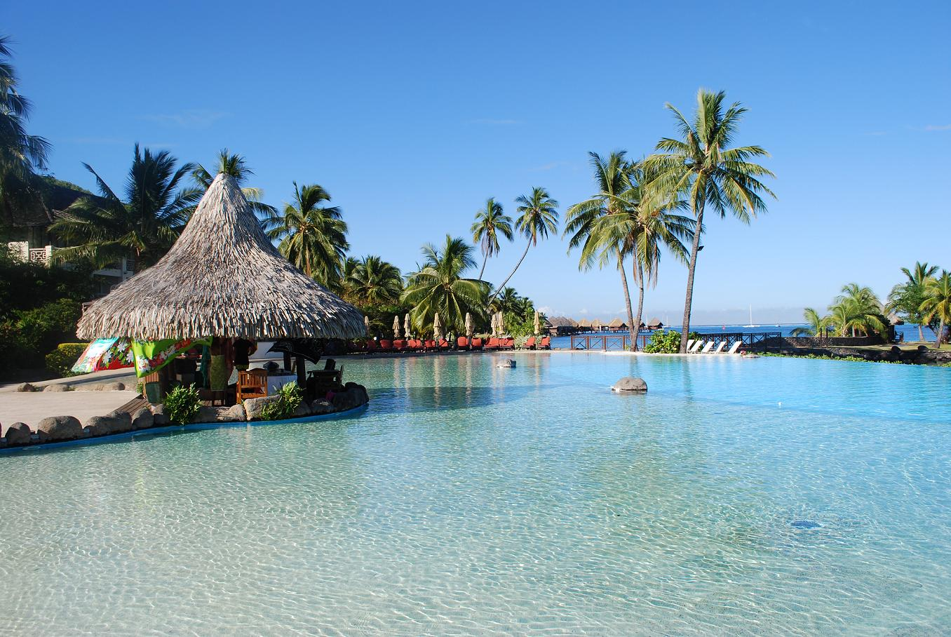Intercontinental Tahiti Resort & Spa 5*