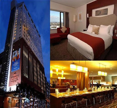 Crown plaza Aukland