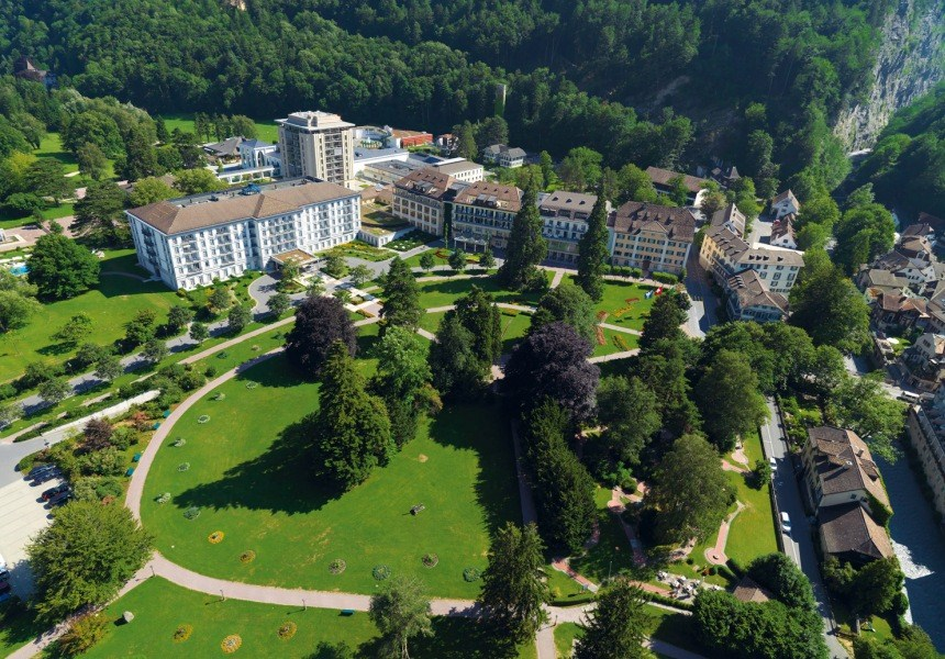 Grand Resort Bad Ragaz 5 *