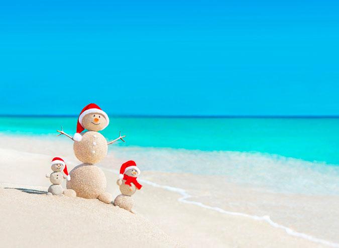 Коледа или Нова Година 2020 в Доминикана