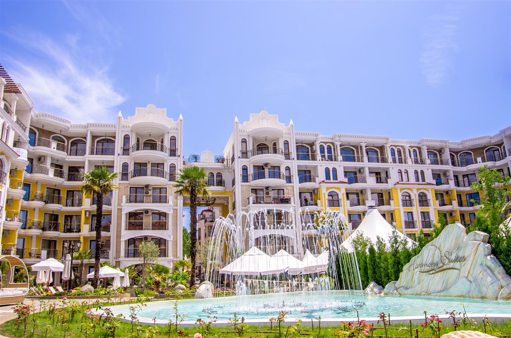 Harmony Suites Monte Carlo – 4,5,6, Слънчев бряг