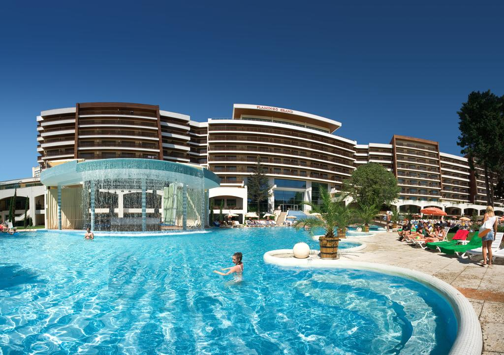 Flamingo Grand Hotel & Spa, Албена