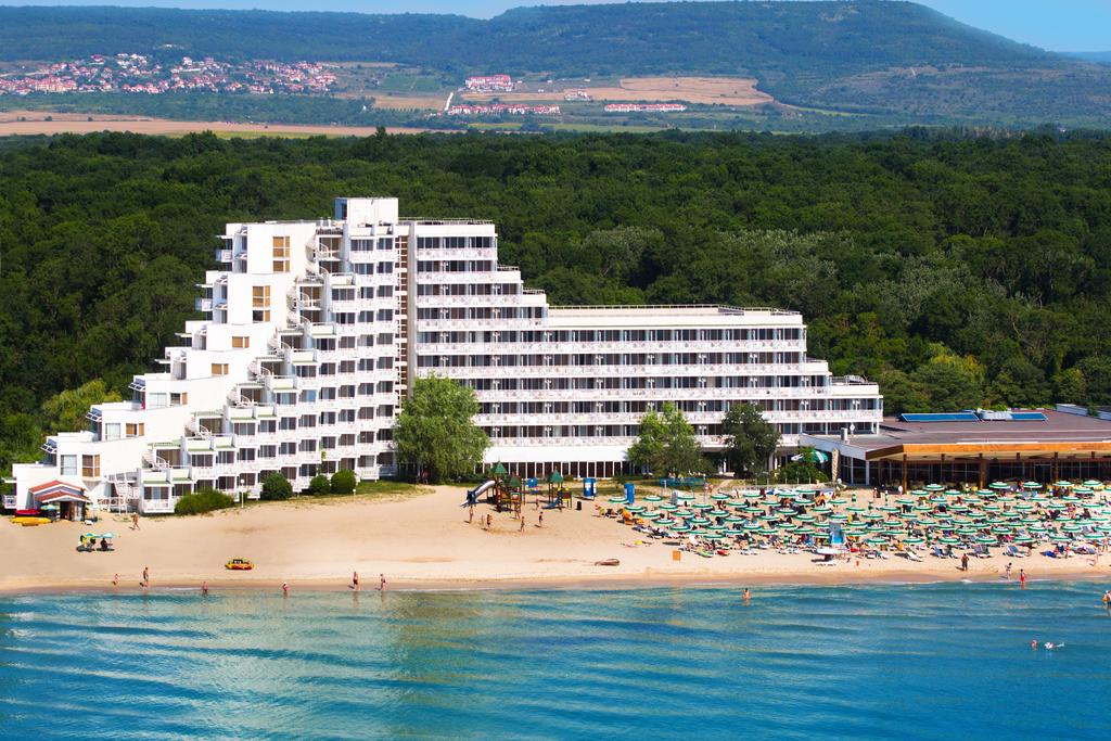 Hotel Gergana Beach, Албена