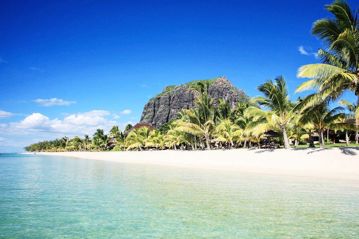 Нова Година 2021 на о. Мавриций