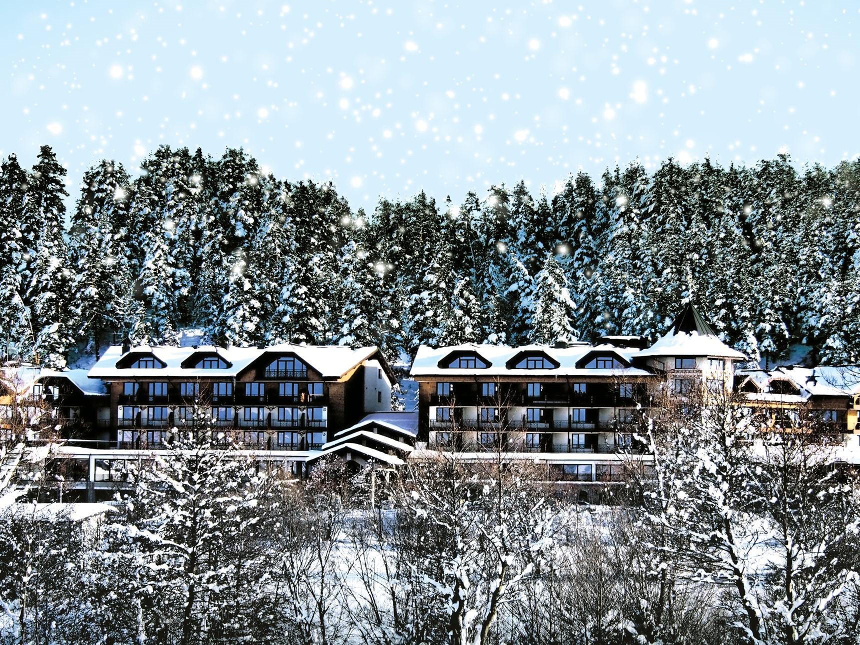 Коледа и Нова Година 2021 в Hot Springs Medical and SPA Hotel