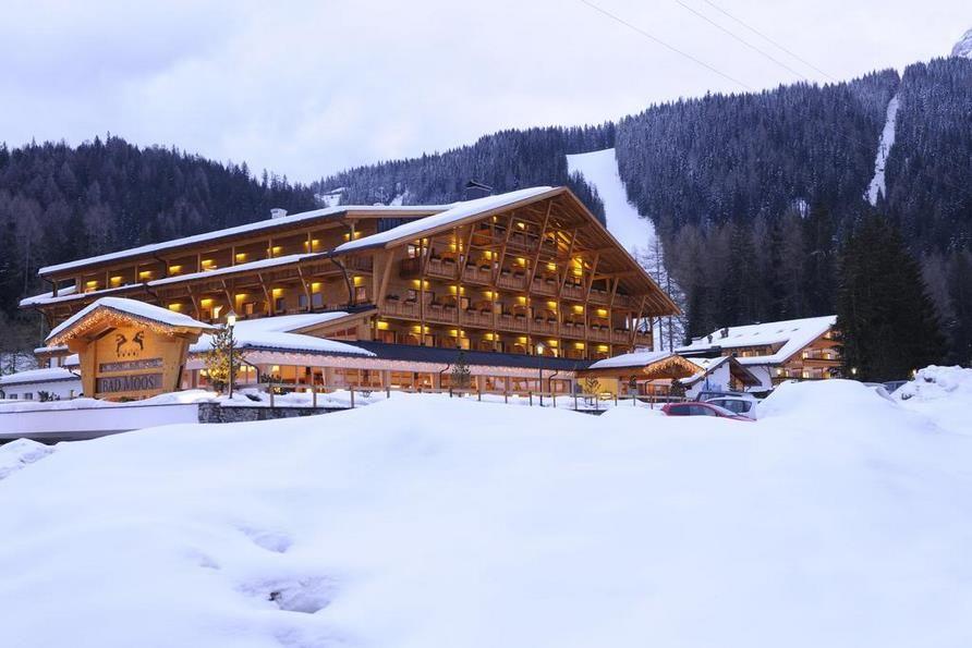 Bad Moos Dolomites Spa Resort, Sesto