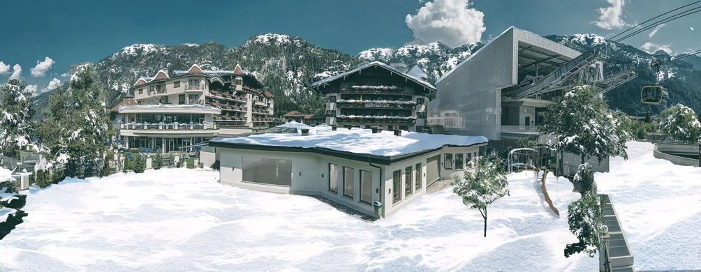 Sport & Spa Hotel Strass, Mayrhofen