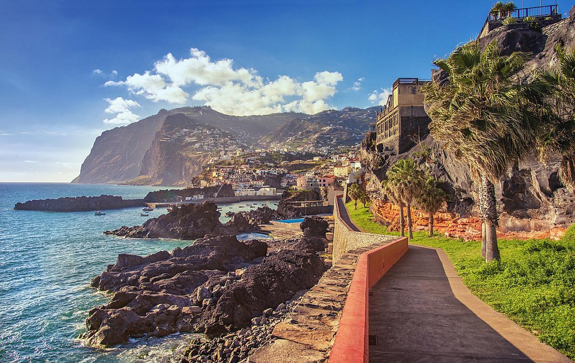 Почивка на остров Мадейра